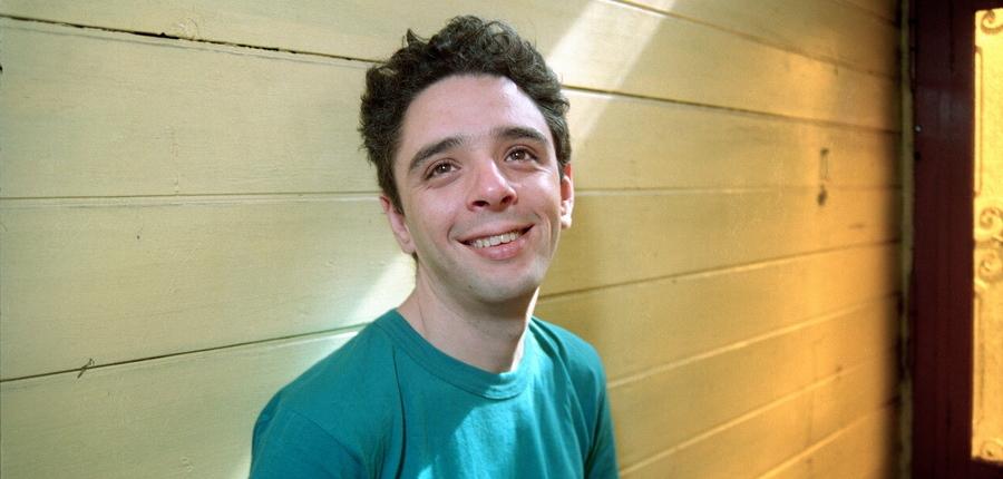 Alberto Goldenstein - Raúl Flores, 1994, serie El mundo del arte