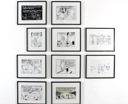 Gordin Jacoby - Pintura invisible diez dibujos