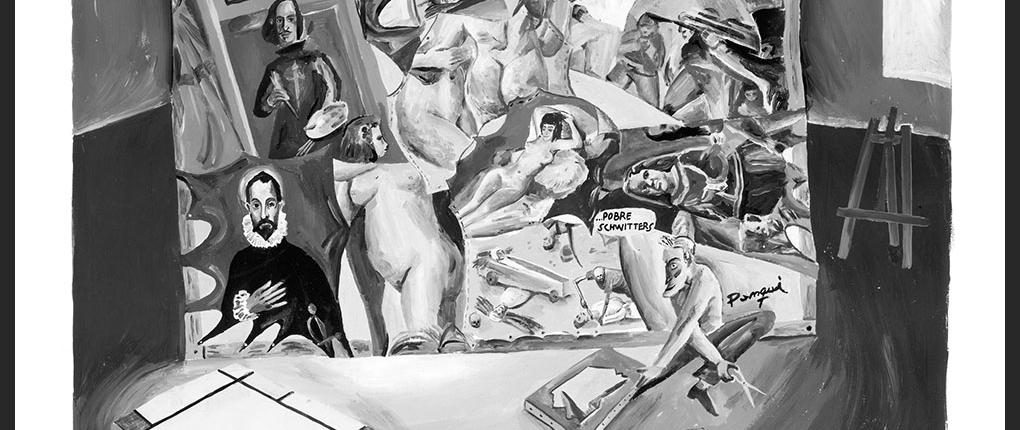 Roberto Jacoby y Sebastian Gordin - Historietas 1989-1990 -9
