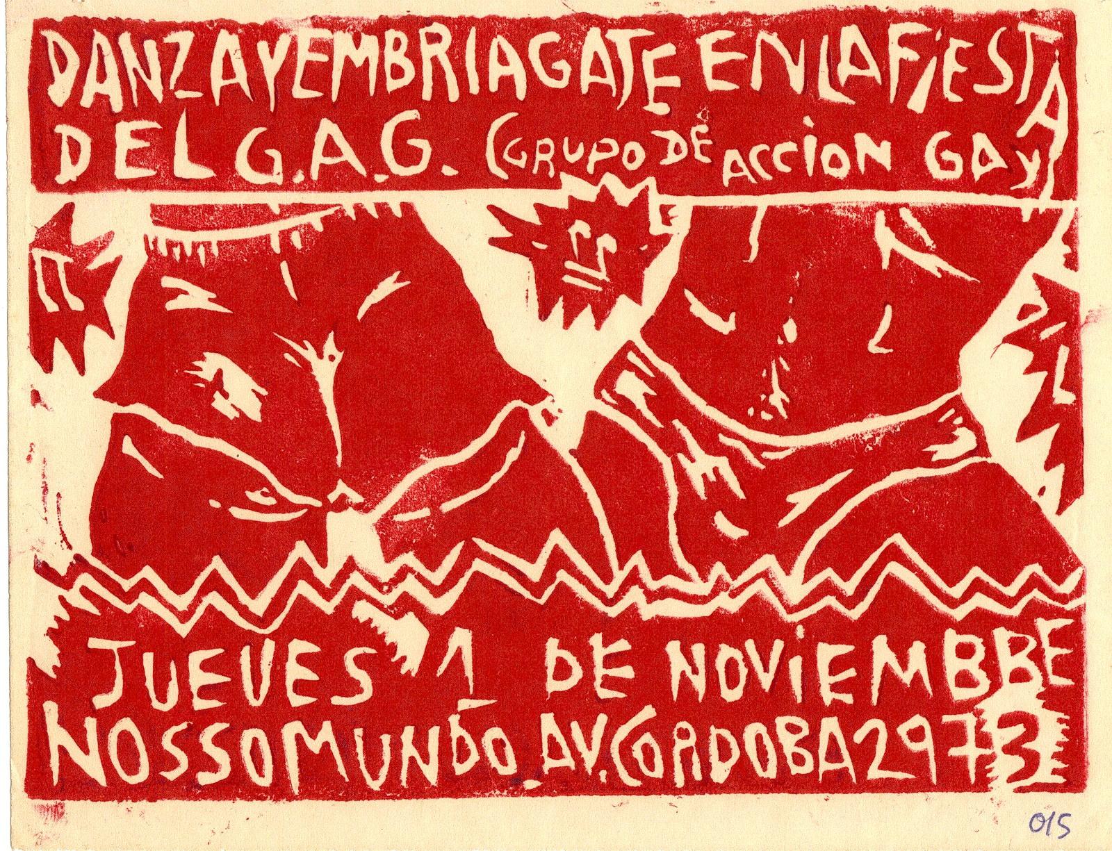 Fiesta del GAG 1985