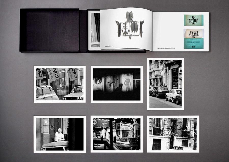 esculturas y fotografias box