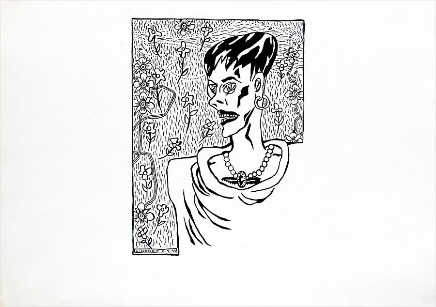 Lux Lindner - Variación sobre Andrea S. -1991