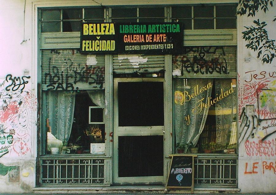 Belleza y Felicidad,Buenos Aires,2003_