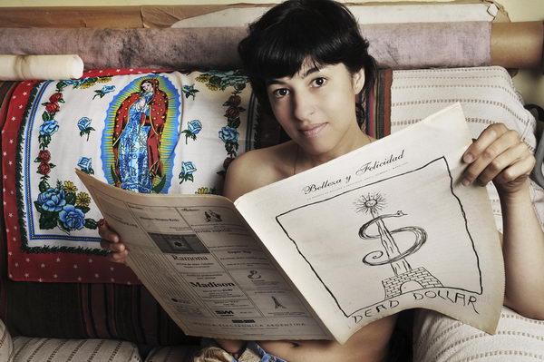Fernanda Laguna, 2007 - Fotografía: Sebastián Freire