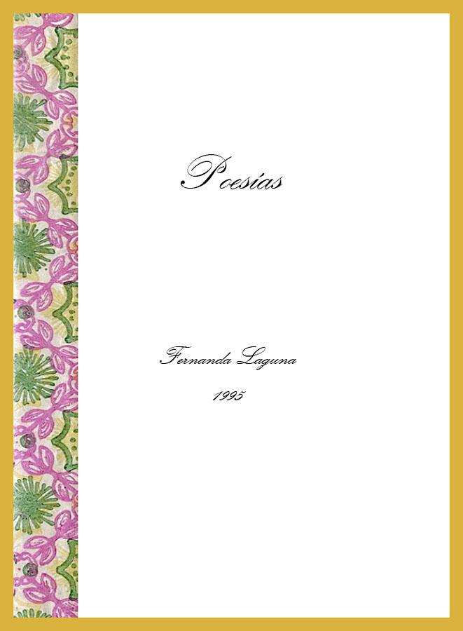 Fernanda Laguna-Poesías-1995