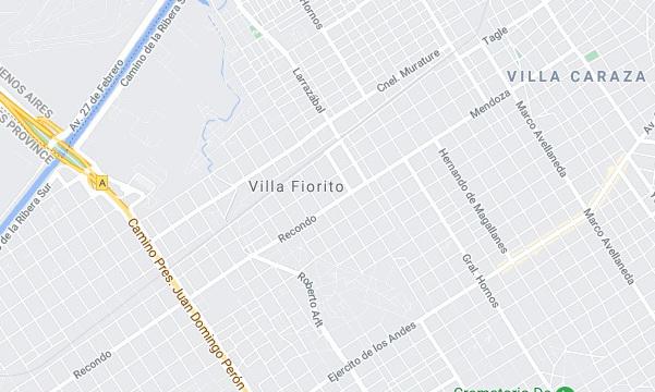 Villa Fiorito