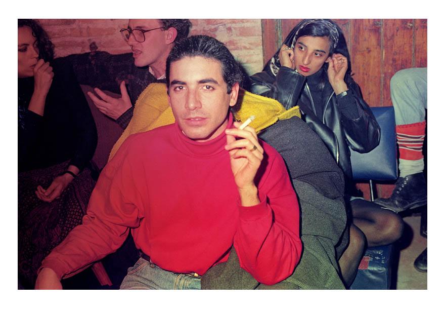 Alberto Goldenstein - Feliciano Centurión, Bar Bolivia, serie El mundo del arte, 1989
